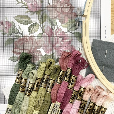 Book, Pattern & Kit