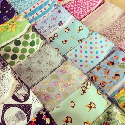 Fabric Sample Pack