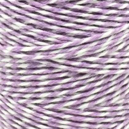 2mm Baker's Twine Pastel Purple 100m