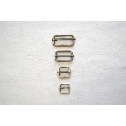 Adjustable Slider Antique Bronze 3.2cm
