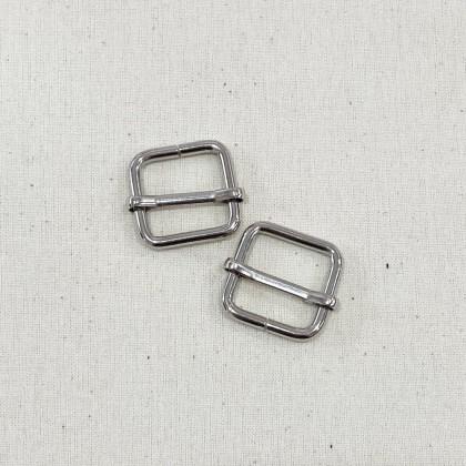 Adjustable Slider Silver 2.0cm