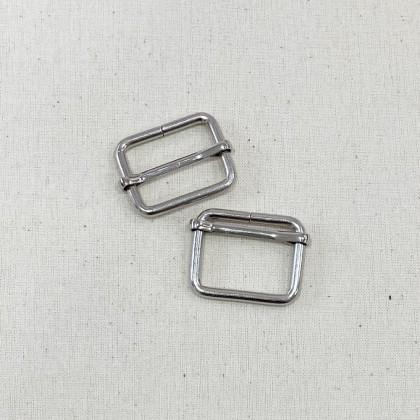 Adjustable Slider Silver 2.6cm