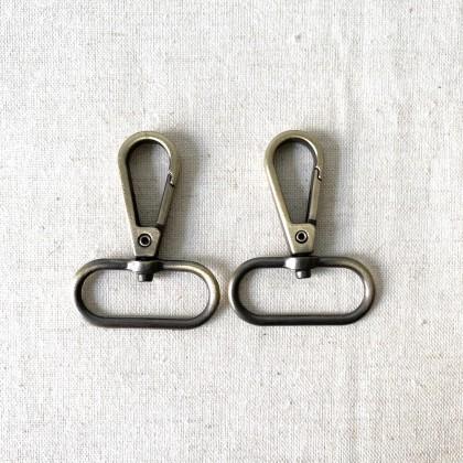 Swivel Hook Style 3 AB Shine 3.2cm