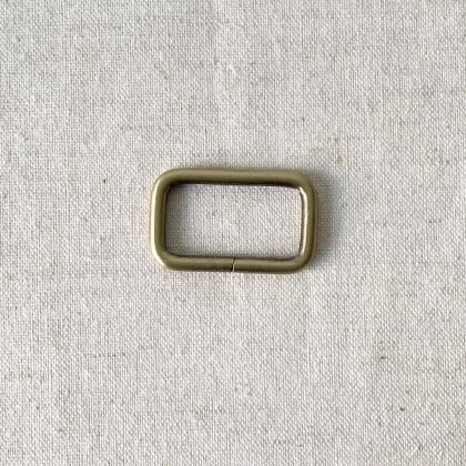 Square Ring AB2 2.6cm
