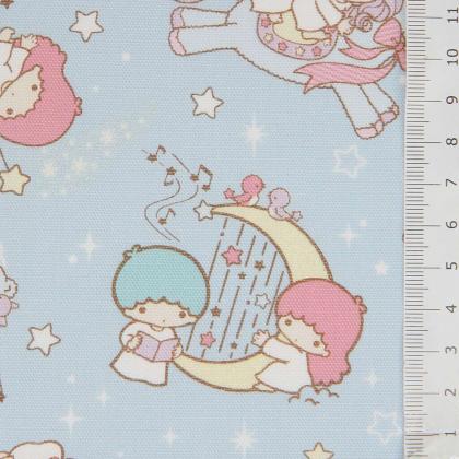 Little Twin Star Unicorn Blue
