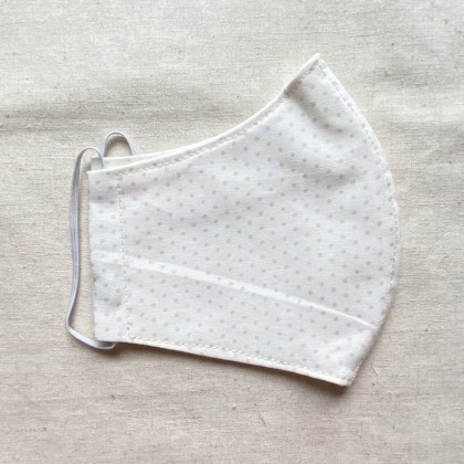Cotton Fabric Facemask 3
