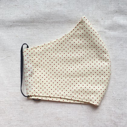 Cotton Fabric Facemask 4
