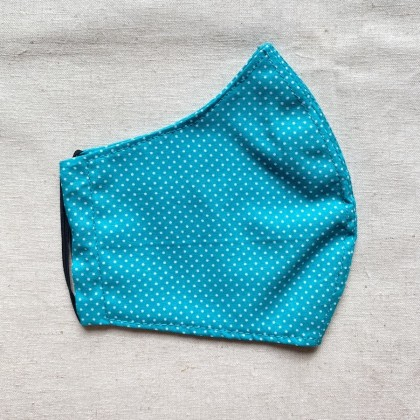 Cotton Fabric Facemask 5