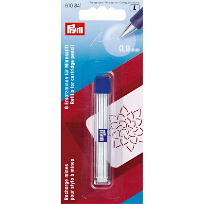 Lead Refill for Cartridge Pencil, white
