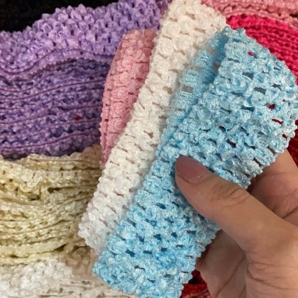 CLEARANCE : Crochet Headband