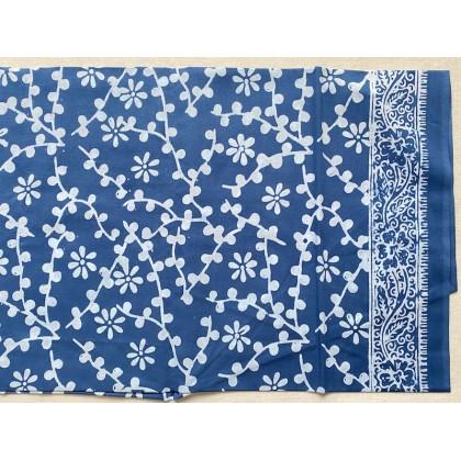 Dark Blue Bunga Rambai