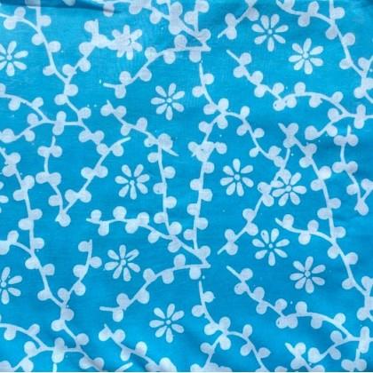 Light Blue Bunga Rambai