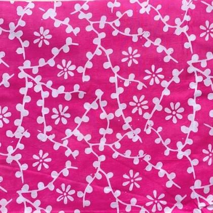 Pink Bunga Rambai