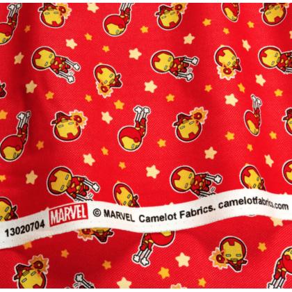 Red Marvel Iron Man