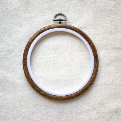 Vintage Hoop Round 12cm/5inch