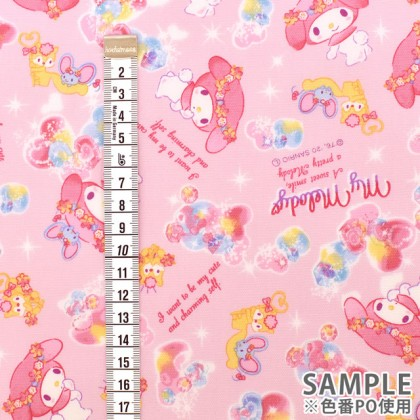 Sanrio My Melody Bling Pink