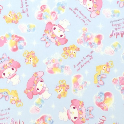 Sanrio My Melody Bling Blue