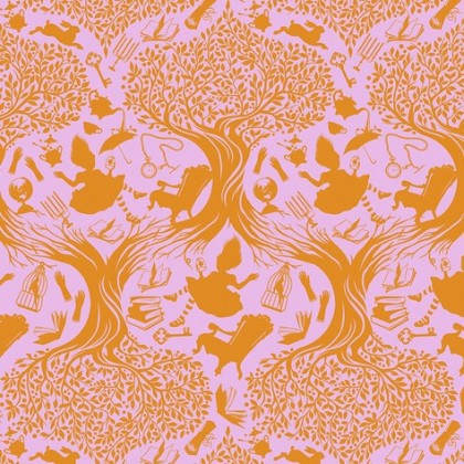 Curiouser & Curiouser - Down the Rabbit Hole Wonder