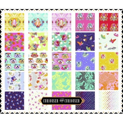 Tula Pink 25pcs FQ Bundle