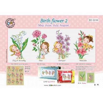 Birth flower 2