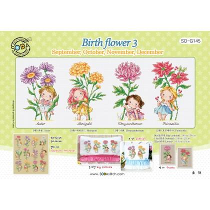 Birth flower 3