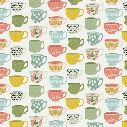 Tea with Bea Teatime Off White