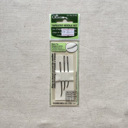 Clover Tapestry Needle Set