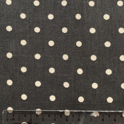 Polka Dots - Dark Grey