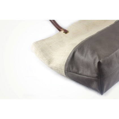 Brown PU Leather