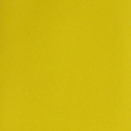 Yellow PU Leather