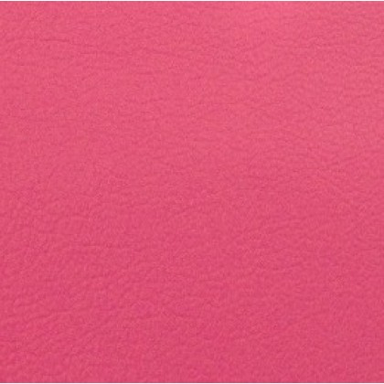 Bright Pink PU Leather