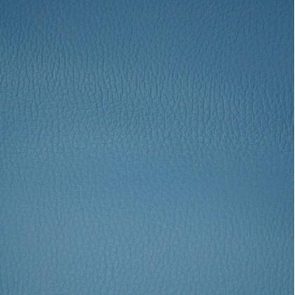 Blue PU Leather