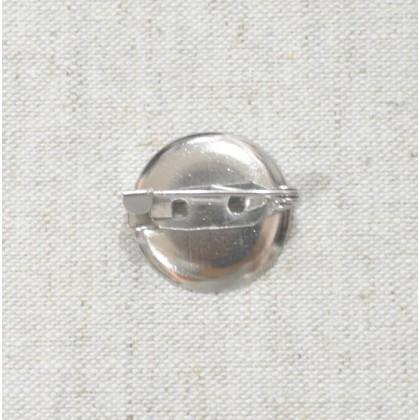 Round Brooch Pin