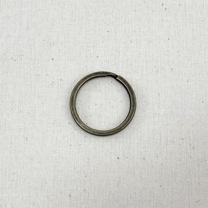 Key Ring Antique Bronze 2.2cm