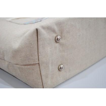 Bag Bottom Flat Stud